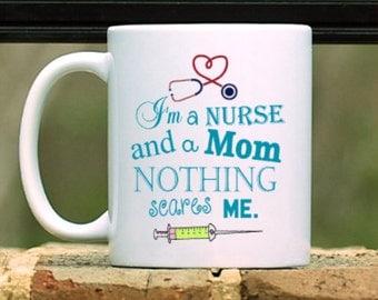 Nurse Mom Mug