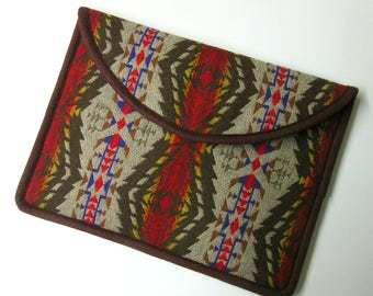 "13"" Macbook Pro RETINA or 13"" MacBook AIR Laptop Cover Sleeve Case Virgin Blanket Wool from Pendleton Oregon"