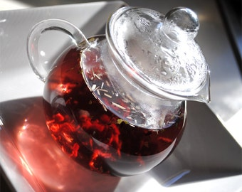 Organic Elderberry Tea - Teabags or Loose Leaf