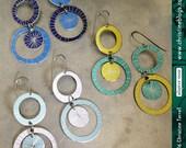 Starburst Circle Upcycled...