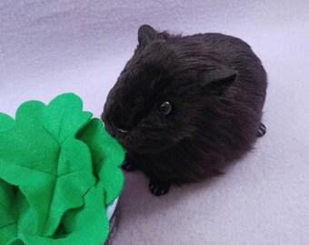Big Guinea Pig Plush - Black