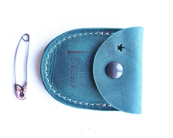 DUST tiny coin purse #3259 mermaid