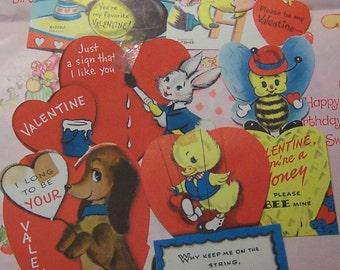 charming vintage valentines # 7