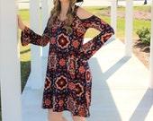 Greenstyle Scarlet Swing Dress PDF Sewing Pattern XXS to 3XL
