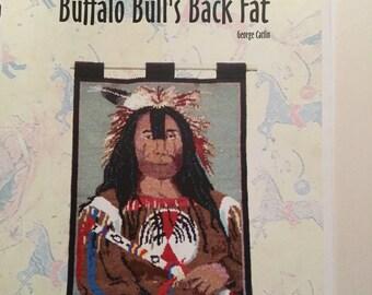 Native Americans: Buffalo Bull's Back Fat