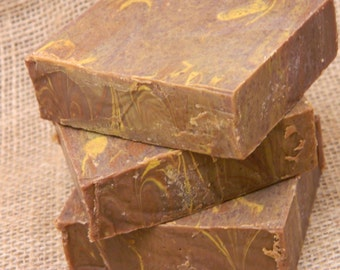 Frankincense and Myrrh Goats Milk Soap-All Natural Soap, Homemade Soap, Handmade Soap, Handcrafted Soap, Cold Processed Soap