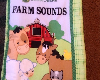John Deere fabric book