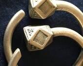 Nomadic Tribal Saharwi Earrings Sahara Africa