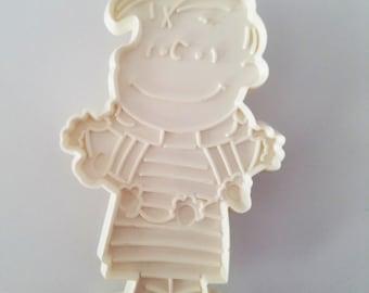 Vintage Linus Cookie Cutter