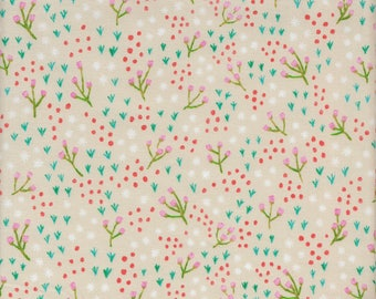 Windham Fabrics Meriwether Mini Floral in Natural - Half Yard