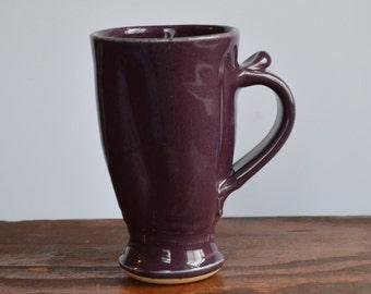 tall mug purple