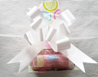 Soap and Lip Balm Gift Package