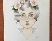 Original painting - Flowers
