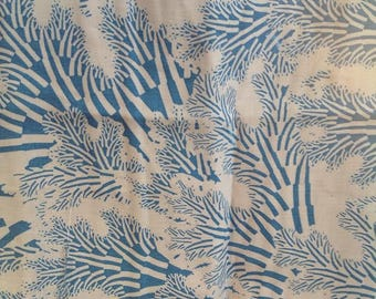 Marimekko Meriheinä linen piece of fabric