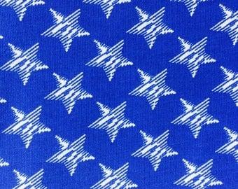 Royal blue 1/2 yard CL knit