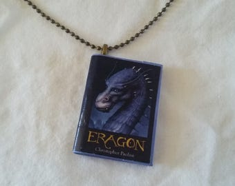 Mini-Book Pendant - Eragon