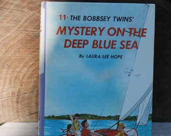 11. The Bobbsey Twins' Mystery on the Deep Blue Sea By Laura Lee Hope