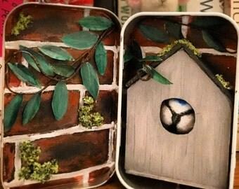 home weet home mini diorama
