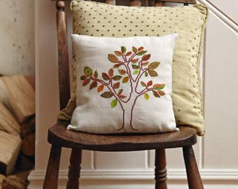 Cross stitch pattern AUTUMN -