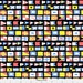 Abstract Flag Fabric - Signal Flags By Graceful - Abstract Flag Cotton Fabric By The Yard With Spoonflower