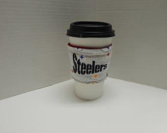 Reusable Drink Wrap NFL Pittsburgh Steelers