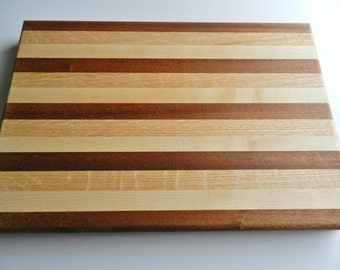 Cutting Board, Maple Cutting Board, Handmade Cutting Board, Hand Crafted Cutting Board, Wooden Cutting Board, Gourmet Cutting Board