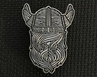 "Viking | 1.25"" Enamel Pin"