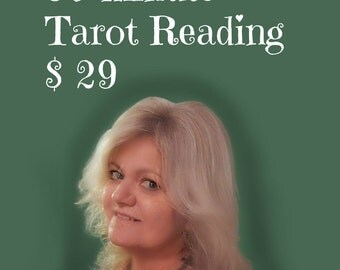 30 minute Tarot reading by phone or text .Find out about lovers, cheaters, liars Today ! I will call you back within an hour!