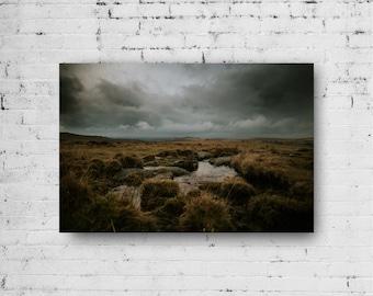 Dartmoor photograph Devon photograph nature photography wilderness photograph landscape photography