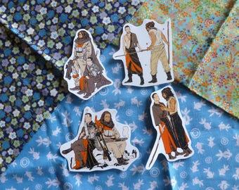 spiritassassin stickers
