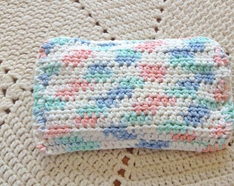 Crocheted Rice Heating Pad
