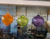 Drop Ornaments with Swirl...