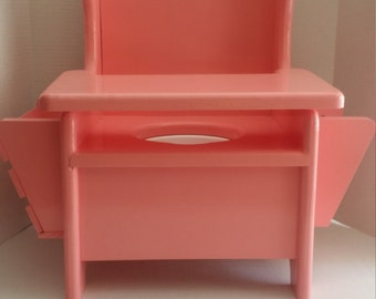Potty Chair And Tray Etsy