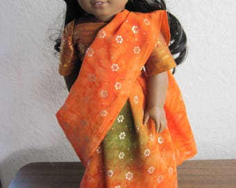 SARI fits 18 inch dolls like American Girl