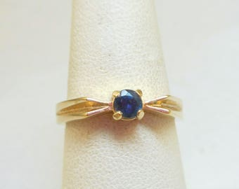 Avon Blue Ring