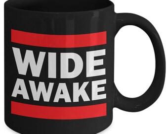 Wide Awake Nightowl Coffee Mug