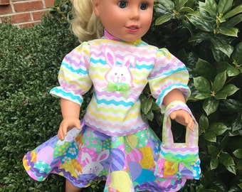 AG Doll Easter dress