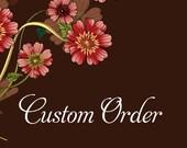 Custom Listing Apron