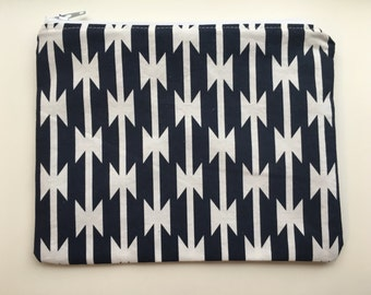 Zipper Sandwich Bag, Essential Oil Bag, Makeup Bag - Tomahawk