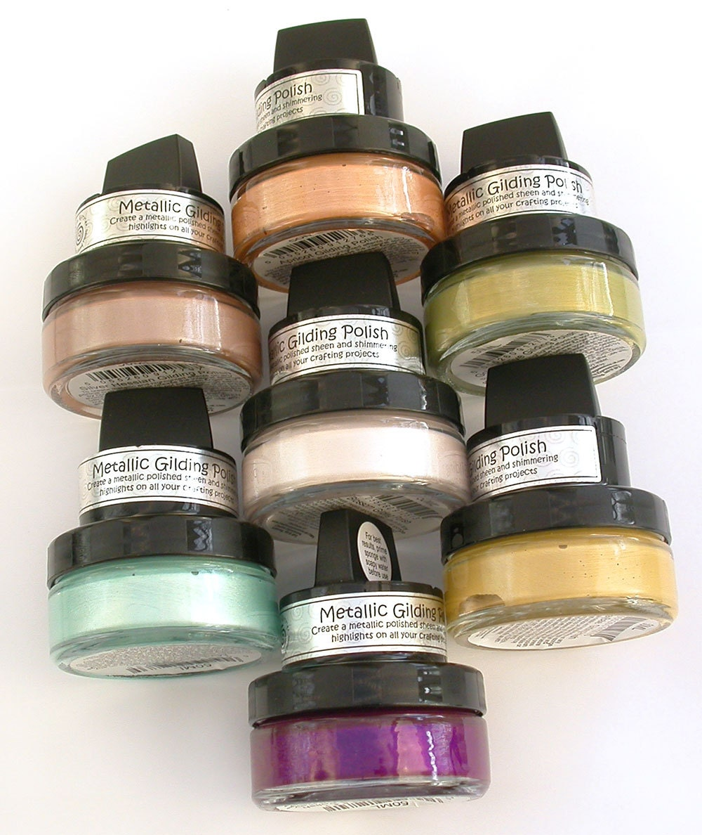Wholesale cosmic shimmer gilding paste metallic craft for Wholesale acrylic craft paint
