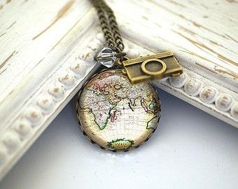 Necklace Globetrotter II ᵀᴴᴱORIGINAL