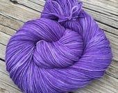 Hand Dyed DK Yarn Avast y...