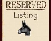 Private listing for lmavica