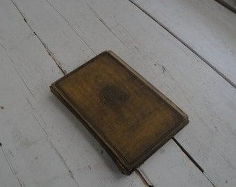 Antique Silas Marner School Book George Eliot
