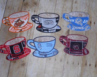 TODAY'S SPECIAL - Mug Rug / Coffee Coasters