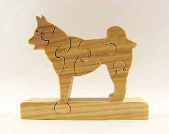 Husky Dog Puzzle
