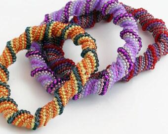 Celini Stitch Stretch Bracelets