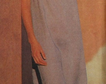 Casual Dress & Gown Sewing Pattern UNCUT Style 2613 Sizes 6-28