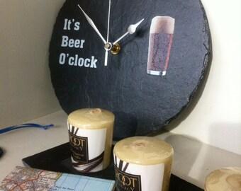 Slate Beer O' clock