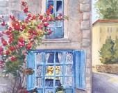 Art Gallery in France...